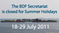 Baltic Development Forum closed for Summer Holidays