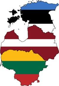 Baltics-flags