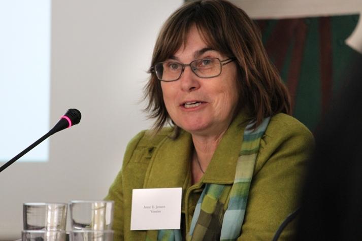 MEP Anne E. Jensen