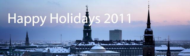 Holidays Header 2012