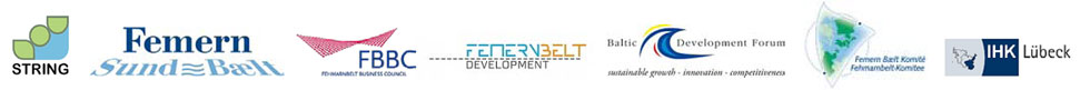 Banner Fehmarbelt logos