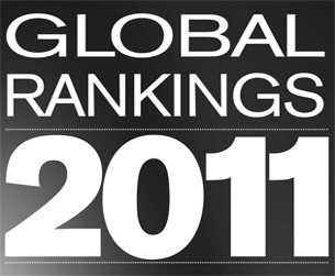 Global Rankings 2011