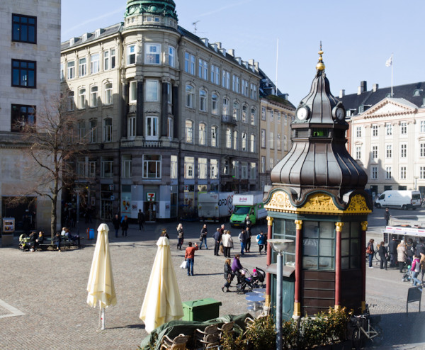 Nytorv Copenhagen