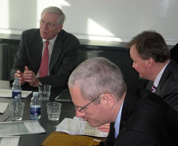 Digital Agenda Meeting 12 March