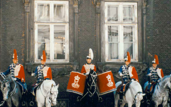 Danish Royal Horseguards