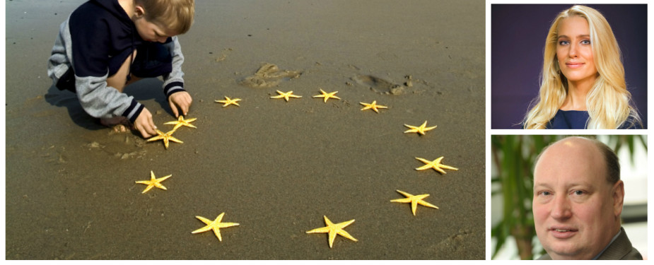 1 May 10 year EU Enlargement