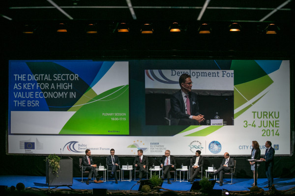 ICT Plenary 16th BDF Summit & 5th Annual Forum of the EUSBSR