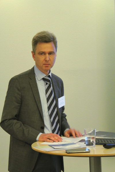 Flemming Stender, Baltic Development Forum