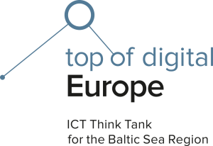 Top Of Digital Europe Logo