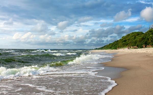 Kaliningrad Beach